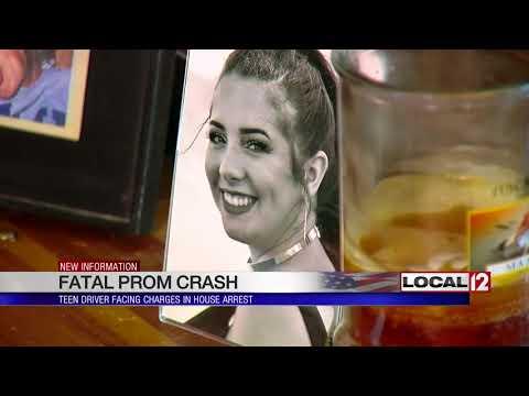 Teen driver on house arrest for fatal prom crash