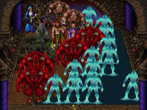Dark Legions - Tidalwave