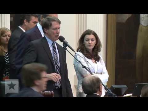Final Moments of Filibuster