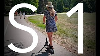 Megawheels S1 Scooter Review - Good Value! + Acethinker Screen Recorder