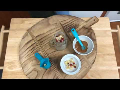 Healthy Teaching Kitchen: Overnight Oats