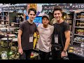 Namm Convention w/ Twenty One Pilots, Fall Out Boy, and L.I.F.T l Retro Color Vlog