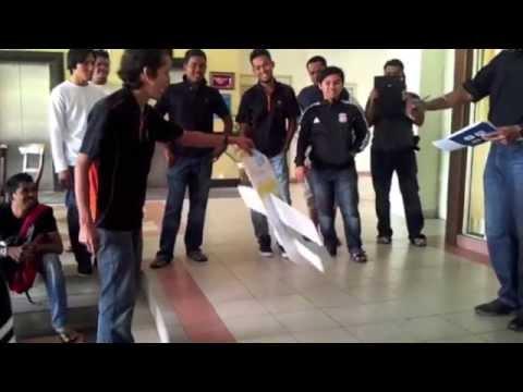 Engineering Team Building 2012 - Part 4