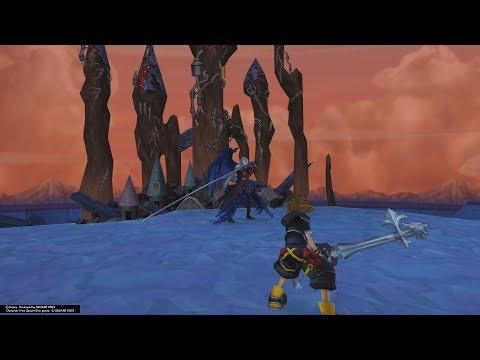 Sephiroth (Critical Mode) (No Damage) - Kingdom Hearts II