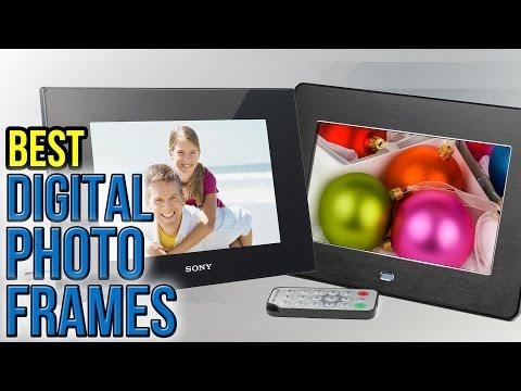 7 Best Digital Photo Frames 2017