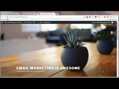 How to Install WordPress with Bluehost and Pick a Theme [How to Start a Blog Video 6 of 6]