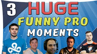 CS:GO - 2016 HUGE FUNNIEST PRO MOMENTS 22+MIN   FT. f0rest, pashaBiceps, GeT_RiGhT & More!