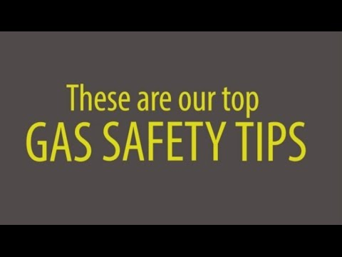Gas Safety Tips - Gas Safety Week - 24|7 Home Rescue