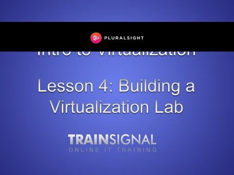 Building a Virtualization Lab in VMware Workstation