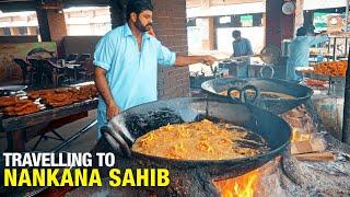 Nankana Sahib | Street Food of Khanpur Nehar | Dhaka Biryani Sheikhupura | Pakistani Street Food