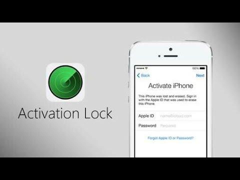 How to unlock Iphone/Ipad icloud lost mode