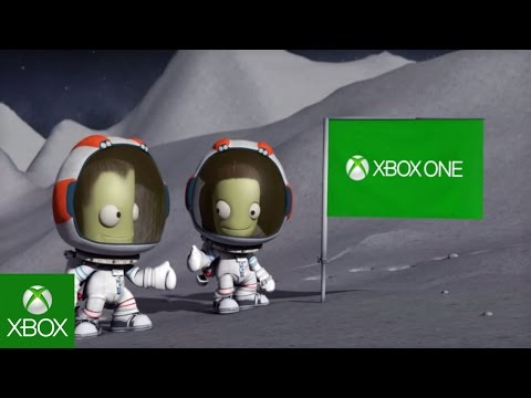 Kerbal Space Program coming to Xbox One!