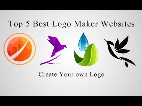 Top 5 Best logo maker websites in [Hindi\Urdu] 2017 - Create Free Best Logos