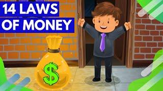 THE HIDDEN SECRETS OF MONEY | 14 Laws of Money