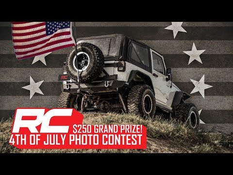 4th Of July 2018 Photo Contest by Rough Country