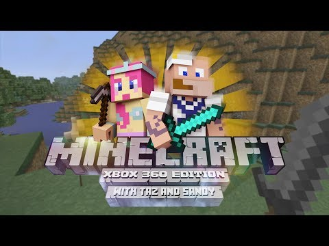 Minecraft -  Mining And Caves - W/Sandy [3]