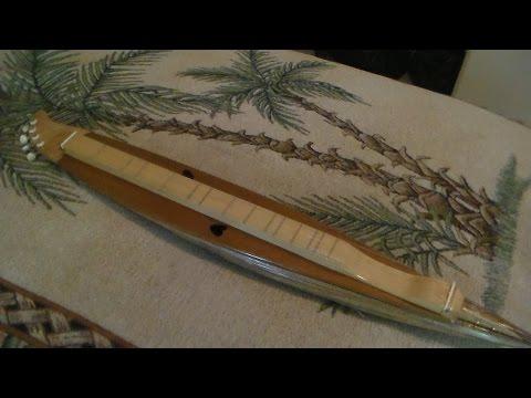DIY Florida Dulcimer   making the Fret Board