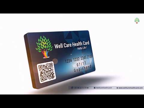 Healthcare Card Benefits | Well Care Health Card