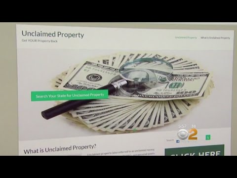 Experts Say How You Can Claim Your Unclaimed Money
