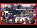 Darkseid Vs Thanos Cartoon Beatbox Battles REACTIONS MASHUP mp3