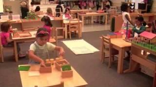Montessori Sensorial Exercises