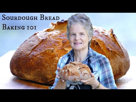 Sourdough Bread Baking 101 for Beginners