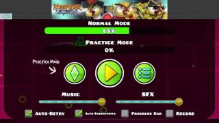 Stereo Madness - Geometry Dash