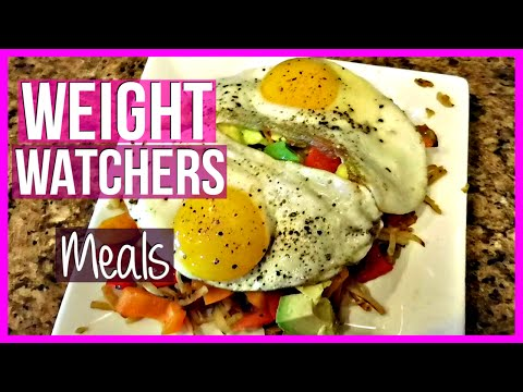 WEIGHT WATCHERS SmartPoints Meals + Weigh-In (5/1-5/3)
