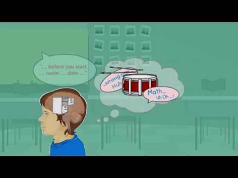 ADHD and Working Memory (English)