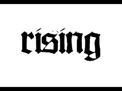 Rising (Swe/Ängelholm) - The Sword in Your Hand