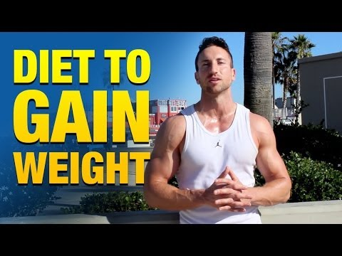 What's The Perfect Diet To Gain Weight? 3 Diet Plan Tips For Skinny Guys & Hardgainers