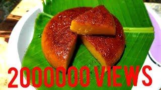 NO OVEN NO EGG village style bread pudding.||bread pudding without oven recipe||bread pudding recipe