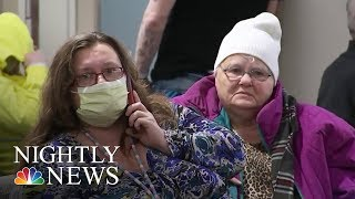 The Worst Of This Flu Season May Be Over, CDC Says | NBC Nightly News