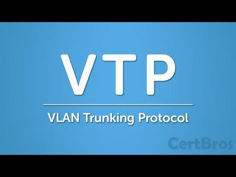VLAN Trunking Protocol (VTP) Explained | Version 1 & 2