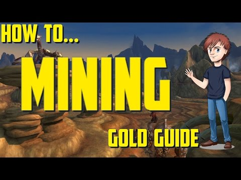 How To Make Gold With Mining!! | WoW Gold Guide