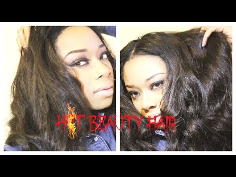 Aliexpress Hot Beauty Hair Brazilian Body Wave | INSTALL REVIEW | Mstunechiibadd |