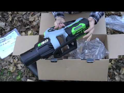 EGO Cordless Leaf Blower Review
