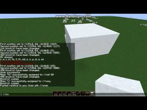 Minecraft How to set up Single Player Command shortcuts