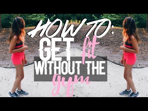 Get Fit WITHOUT The GYM | Natalie Barbu