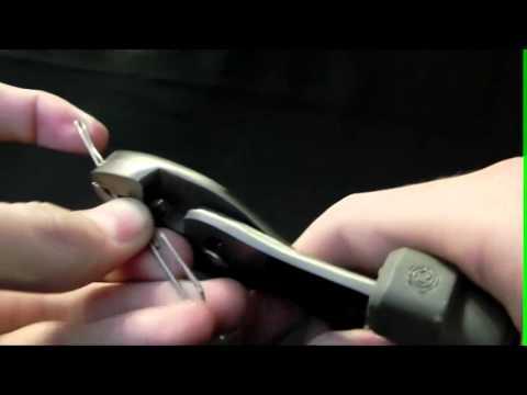 How to make homemade paperclip lockpicks
