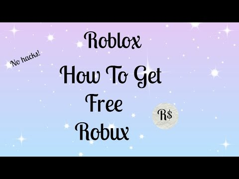 []Roblox:How To Get Free Robux/Bc 2016[]No Hacking[]