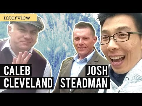 LCAD Entertainment Program - Josh Steadman Post-Lecture Interview