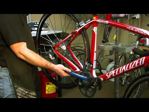 How to Change the Pedals on a Road Bike