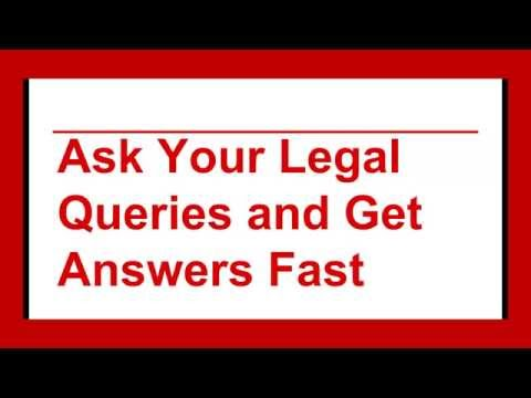 Free Legal Advice Online in India
