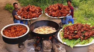Chicken Joint Roast | Delicious Roasted Chicken Legs | Grandpa Kitchen