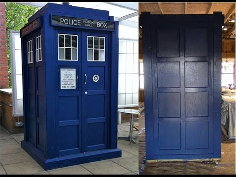 Tardis build latest progress