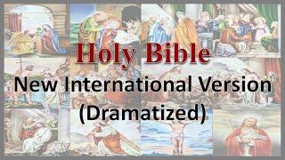 AudioBible NIV 58 Hebrews Dramatized New International