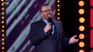 Stand-up comedy: Frankie Boyle. Extended version. Mar 2017