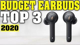 TOP 3: Best Budget Wireless Earbuds 2020