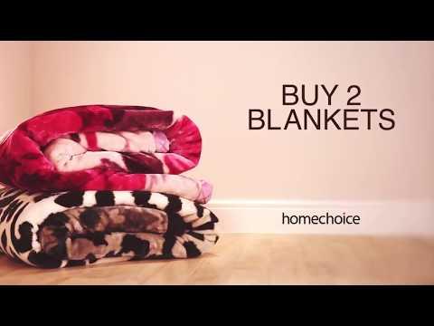 Miara mink blanket combo TVC